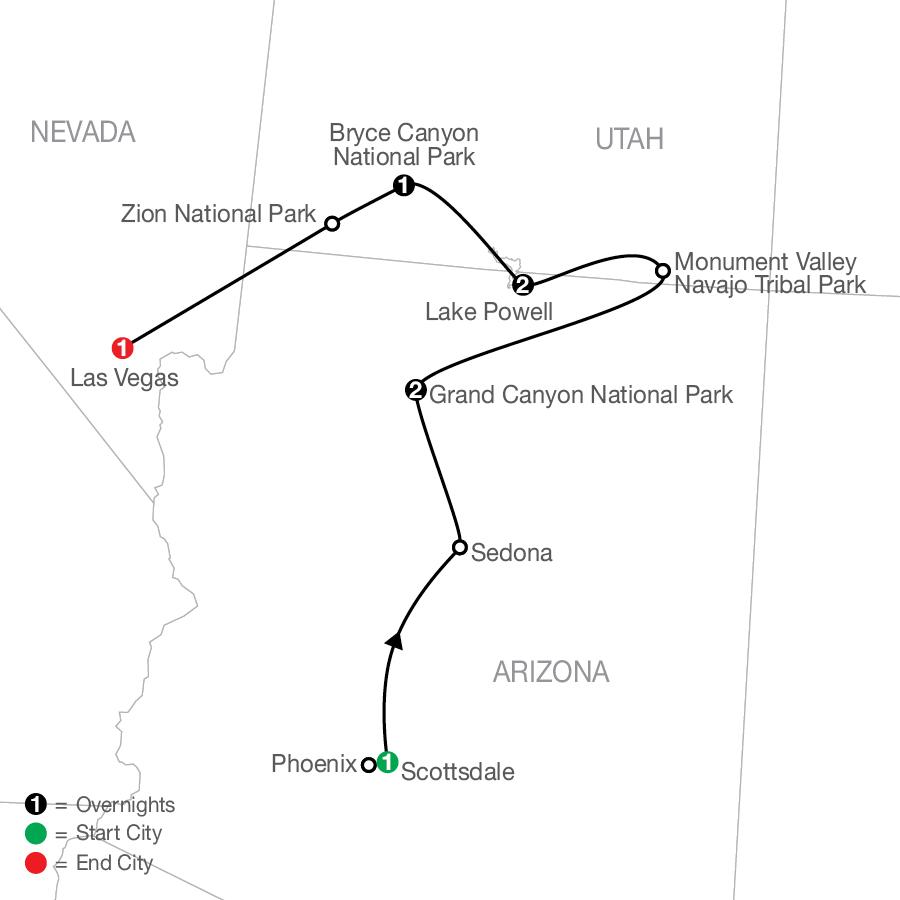 AV 2022 Map