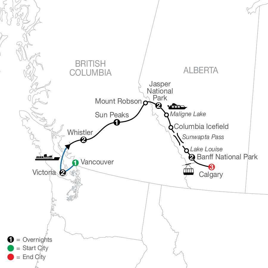 CVX 2022 Map
