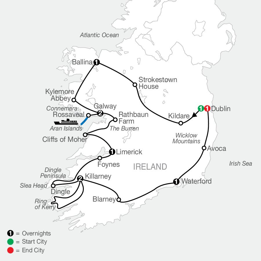 GH 2022 Map