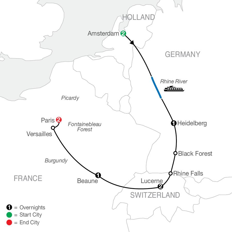 HD 2022 Map