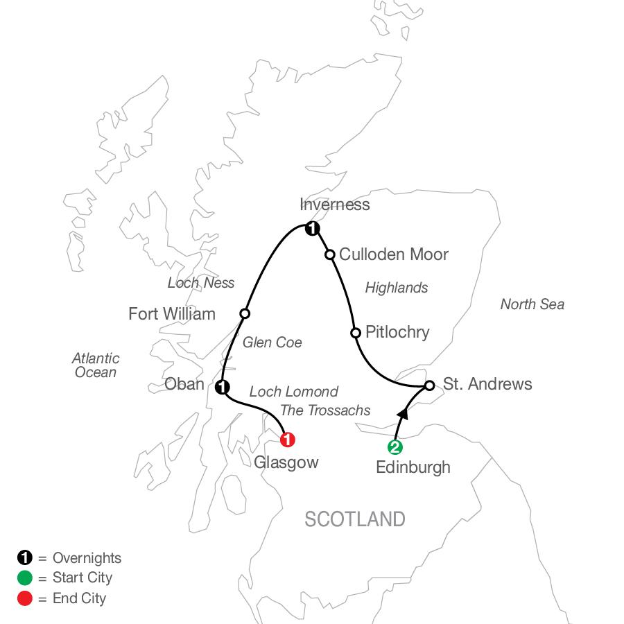 KAT 2022 Map