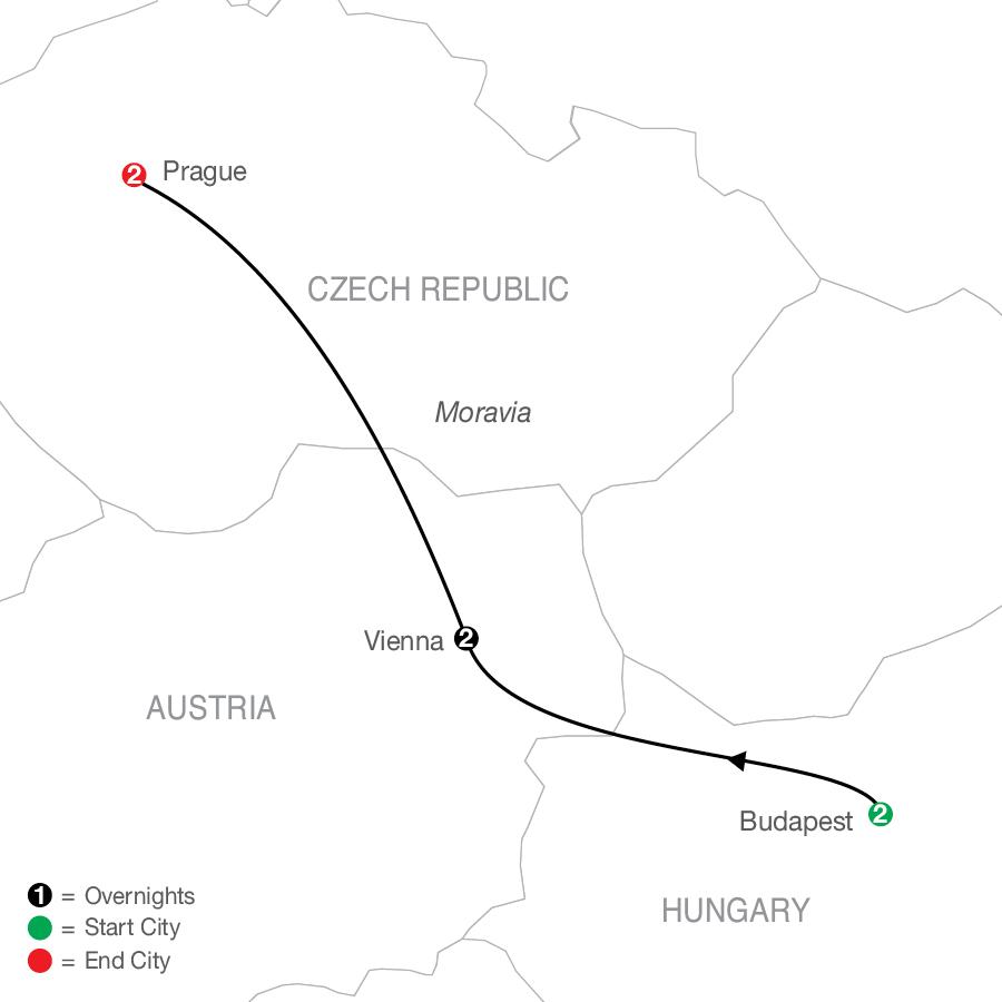 KCA 2022 Map