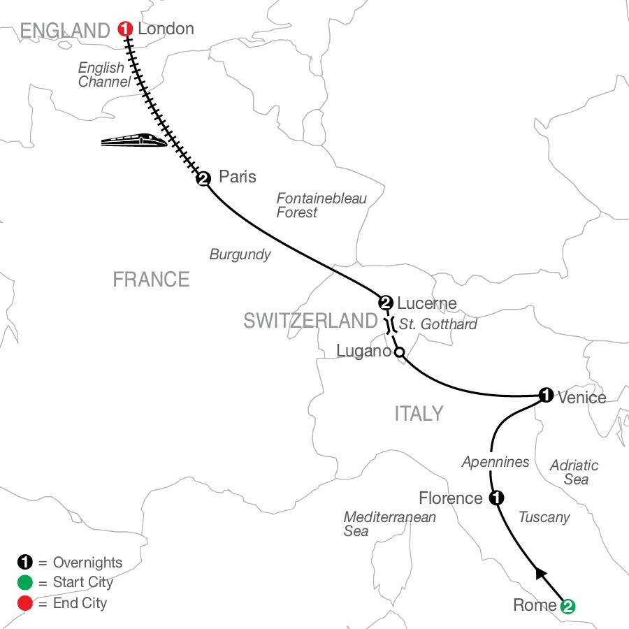 KEGX 2022 Map