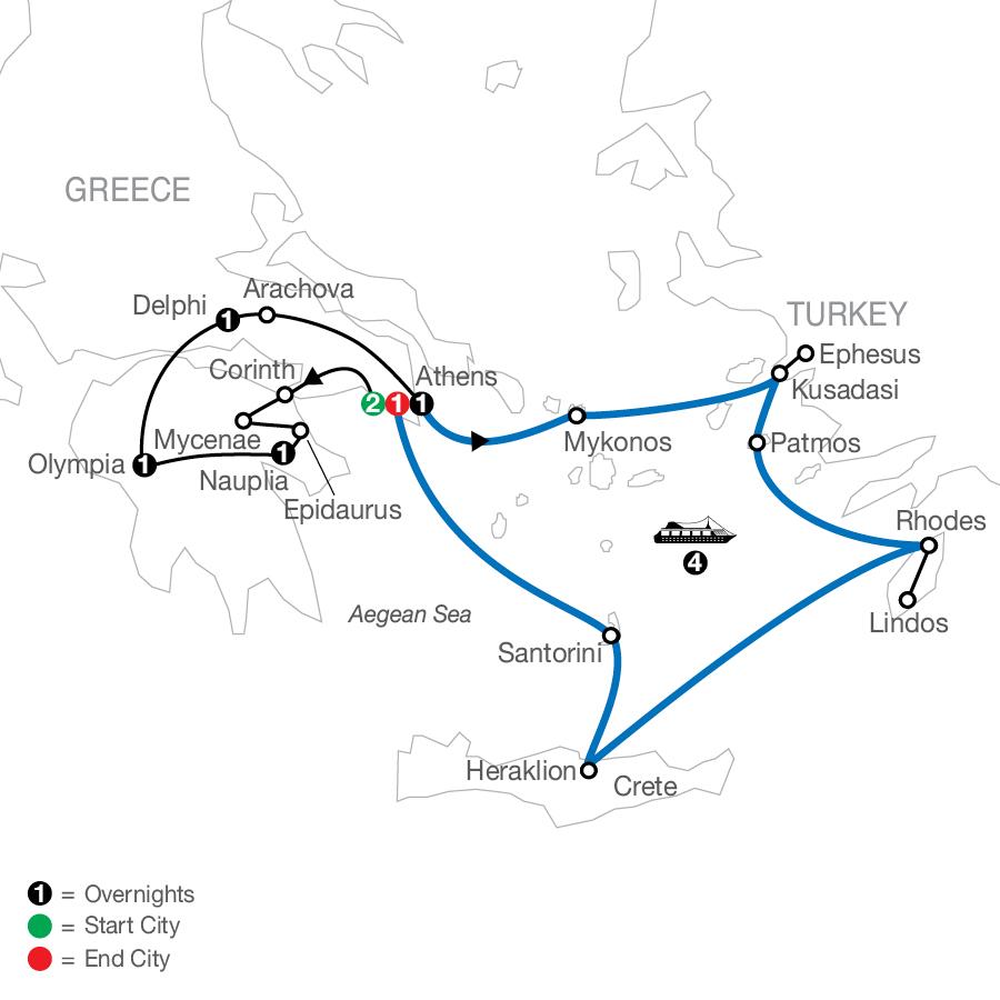 KGH 2022 Map
