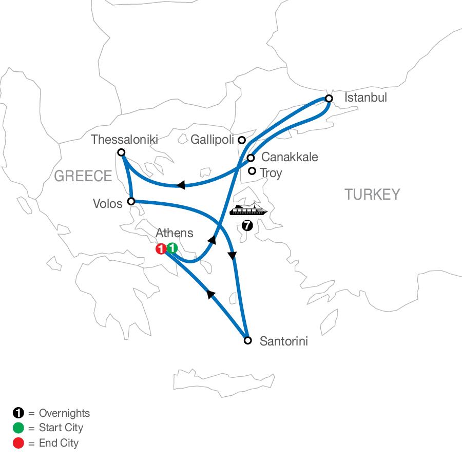 KGL 2022 Map