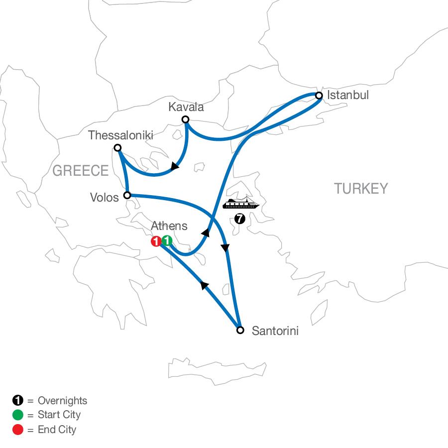 KGLX 2022 Map