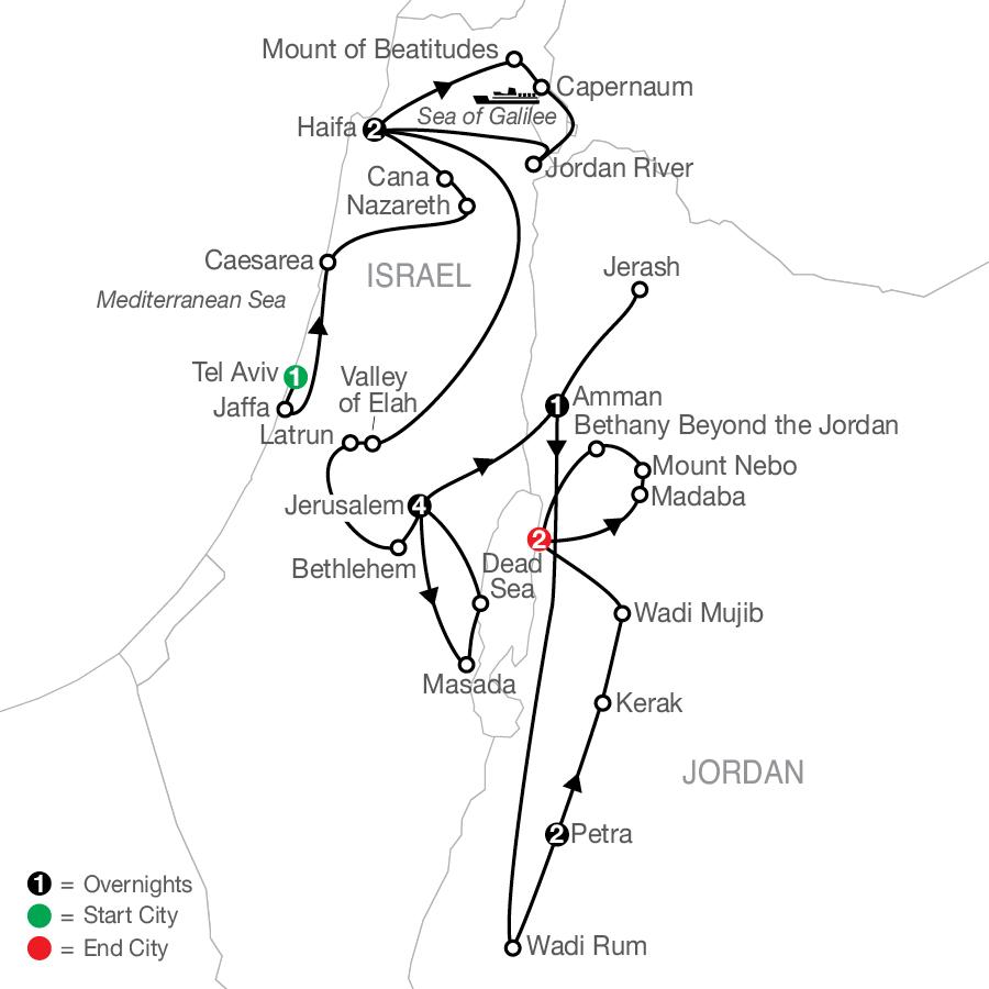 KQE 2022 Map
