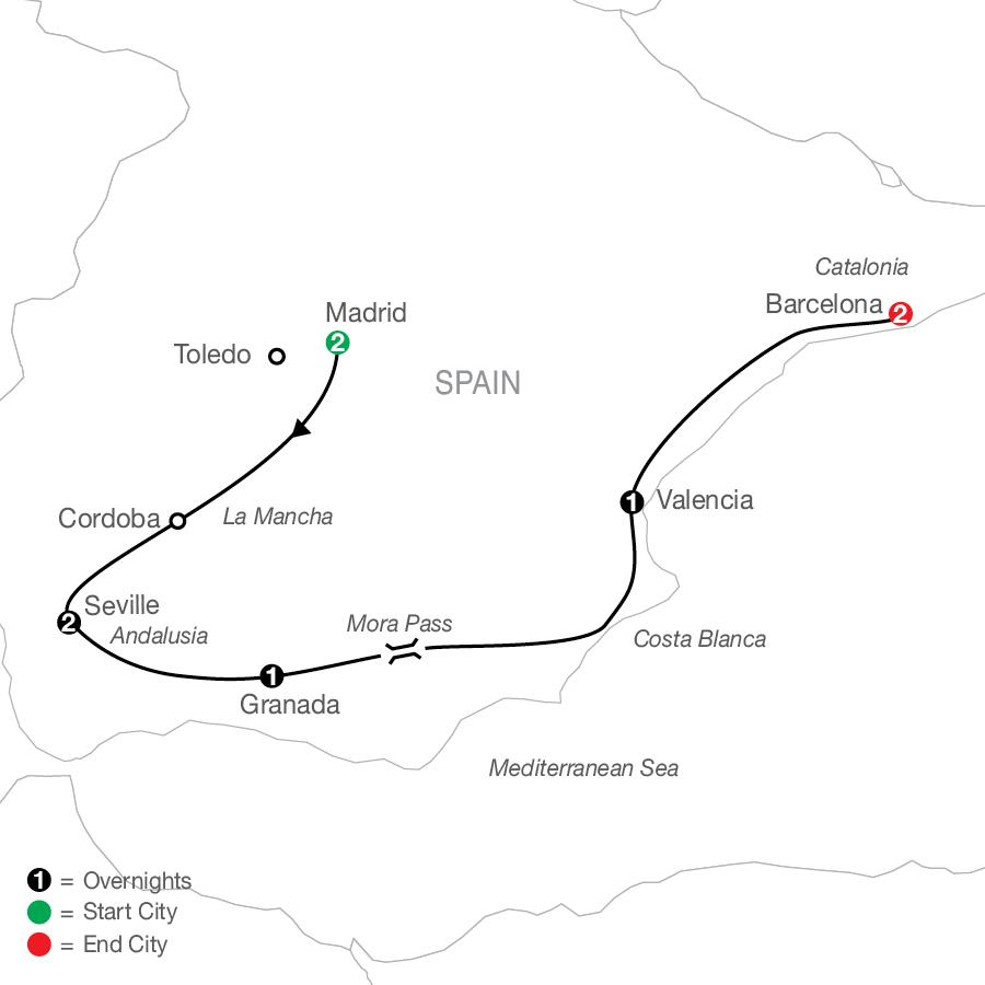 KSA 2022 Map