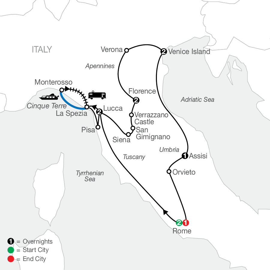 2022 Rome Vacations Globus Italy Tours