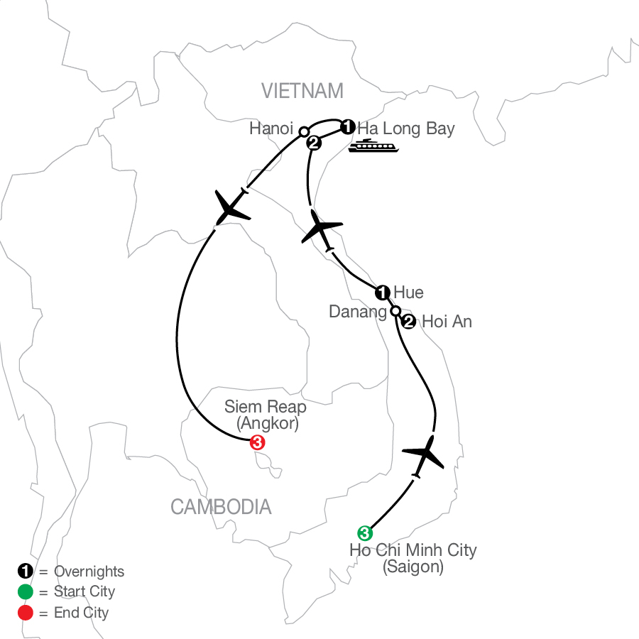 OV 2022 Map