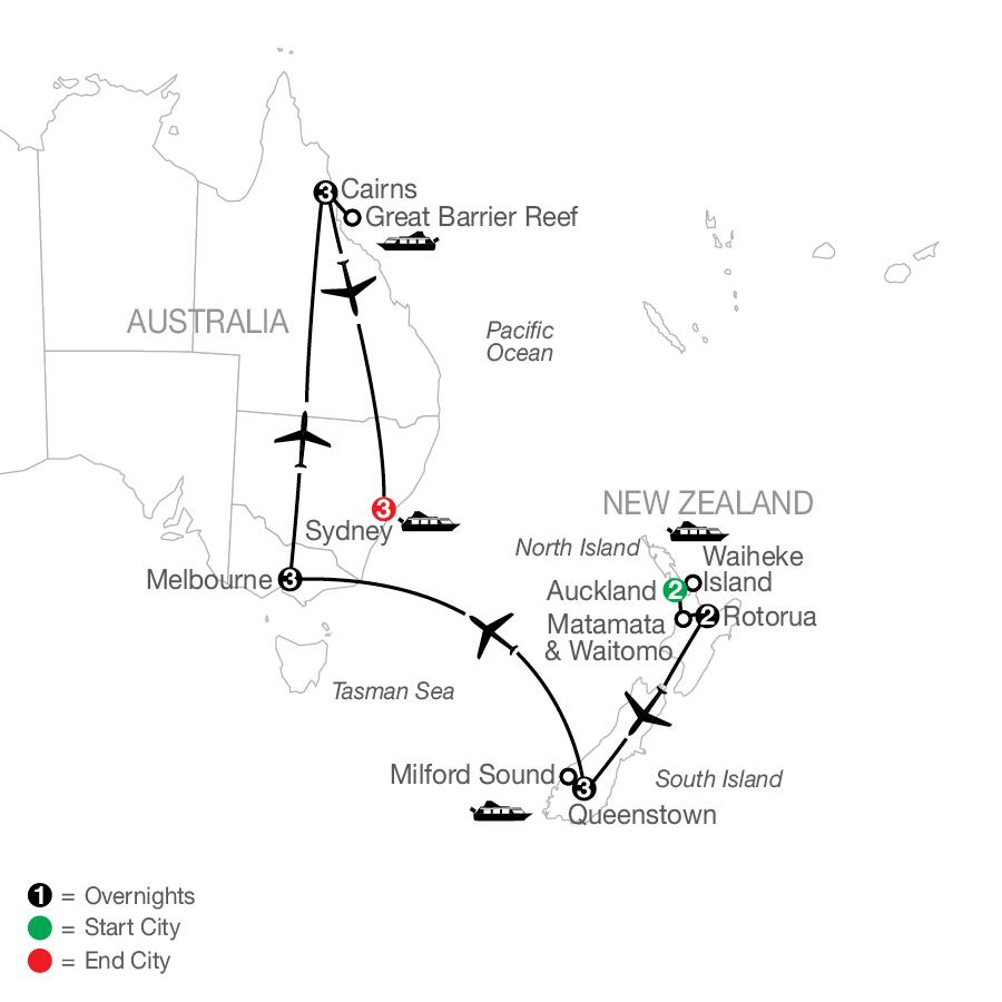 PK 2022 Map