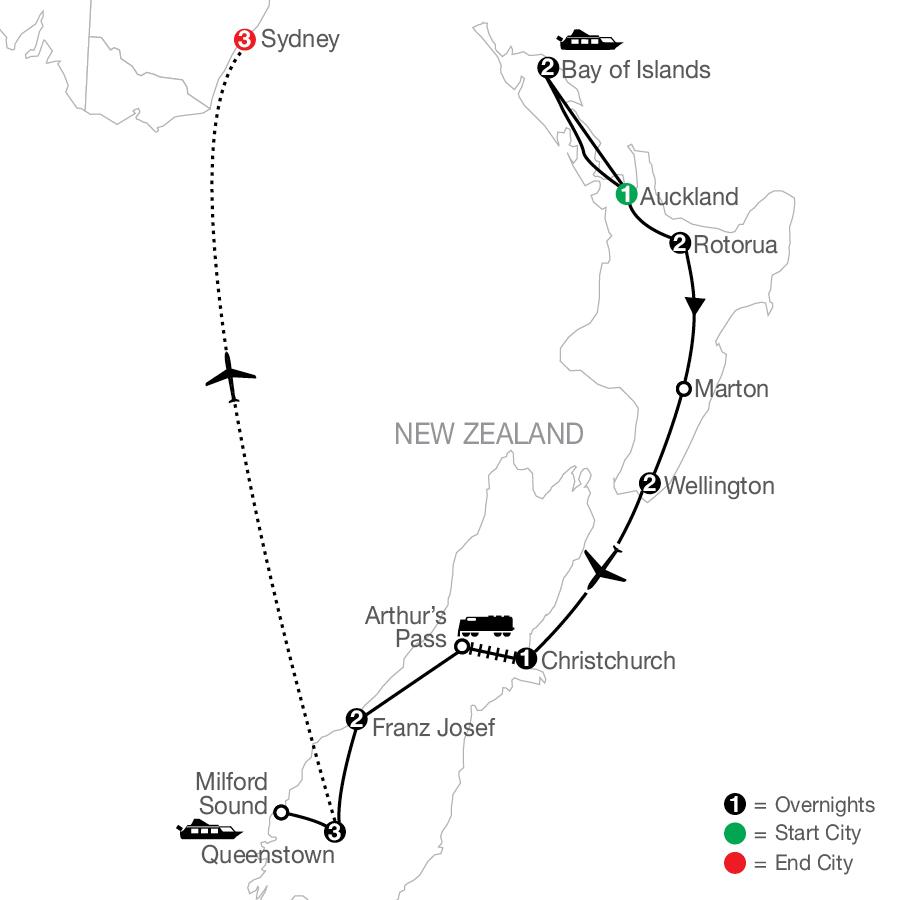 PNE 2022 Map