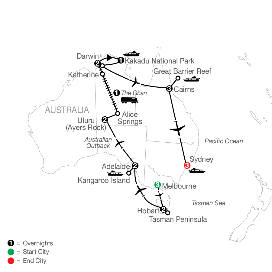PX 2022 Map