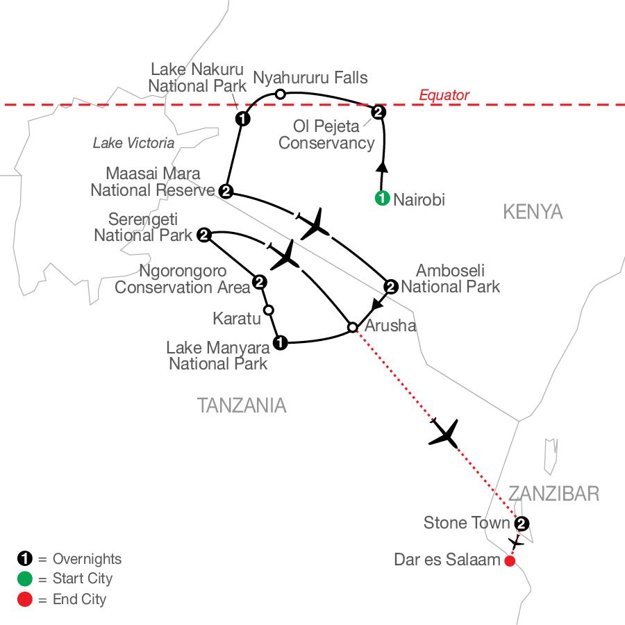 QBE 2022 Map