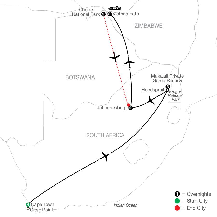 QSE1 2022 Map