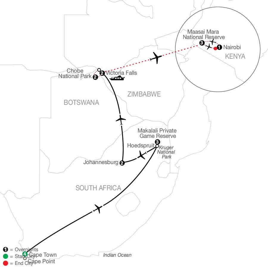 QSE3 2022 Map