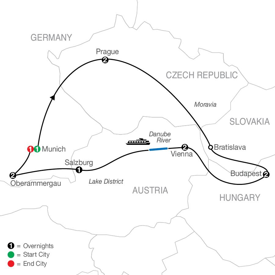 RSO 2022 Map