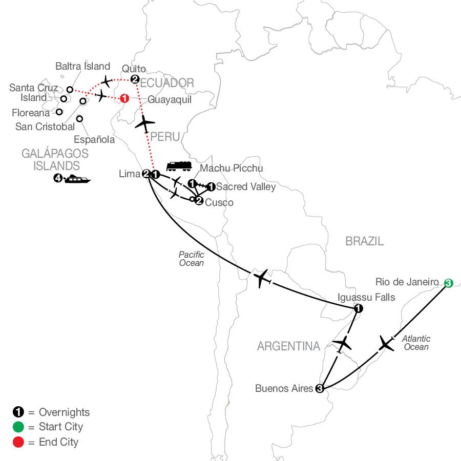 SAE 2022 Map