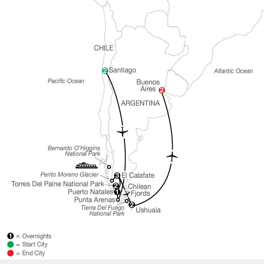 SF 2022 Map