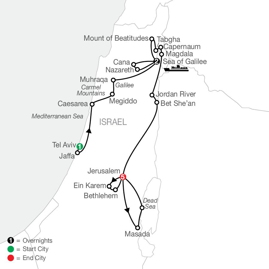 TG 2022 Map