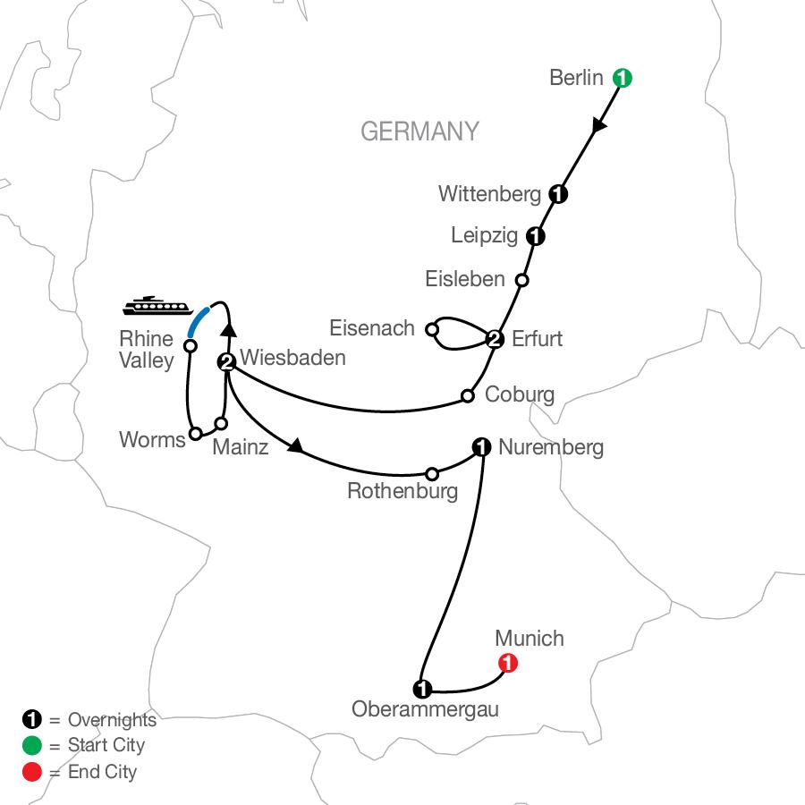 TLO 2022 Map