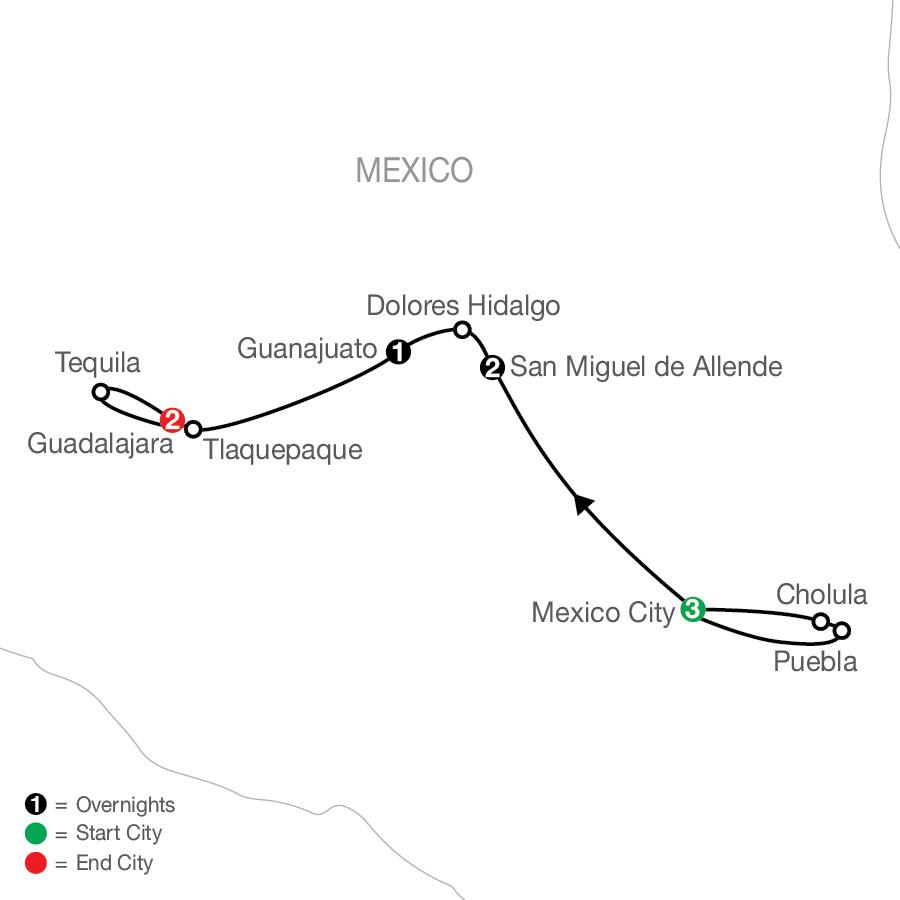 YG 2022 Map