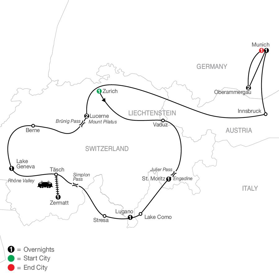 ZGO 2022 Map