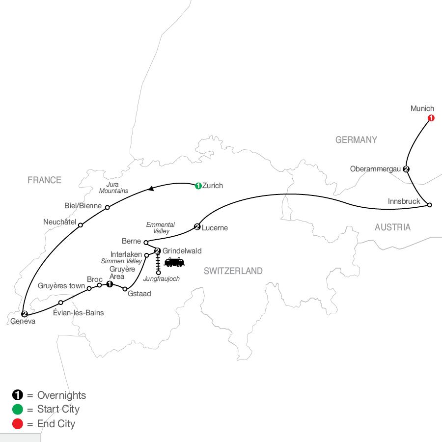ZHO 2022 Map