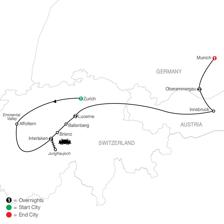 ZIO 2022 Map