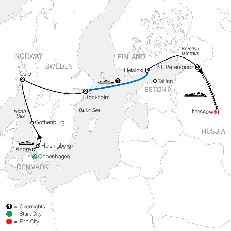 ZTM 2022 Map