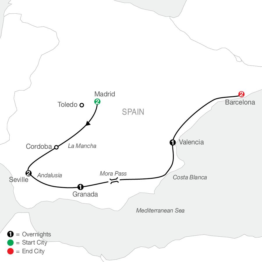 ZV 2022 Map