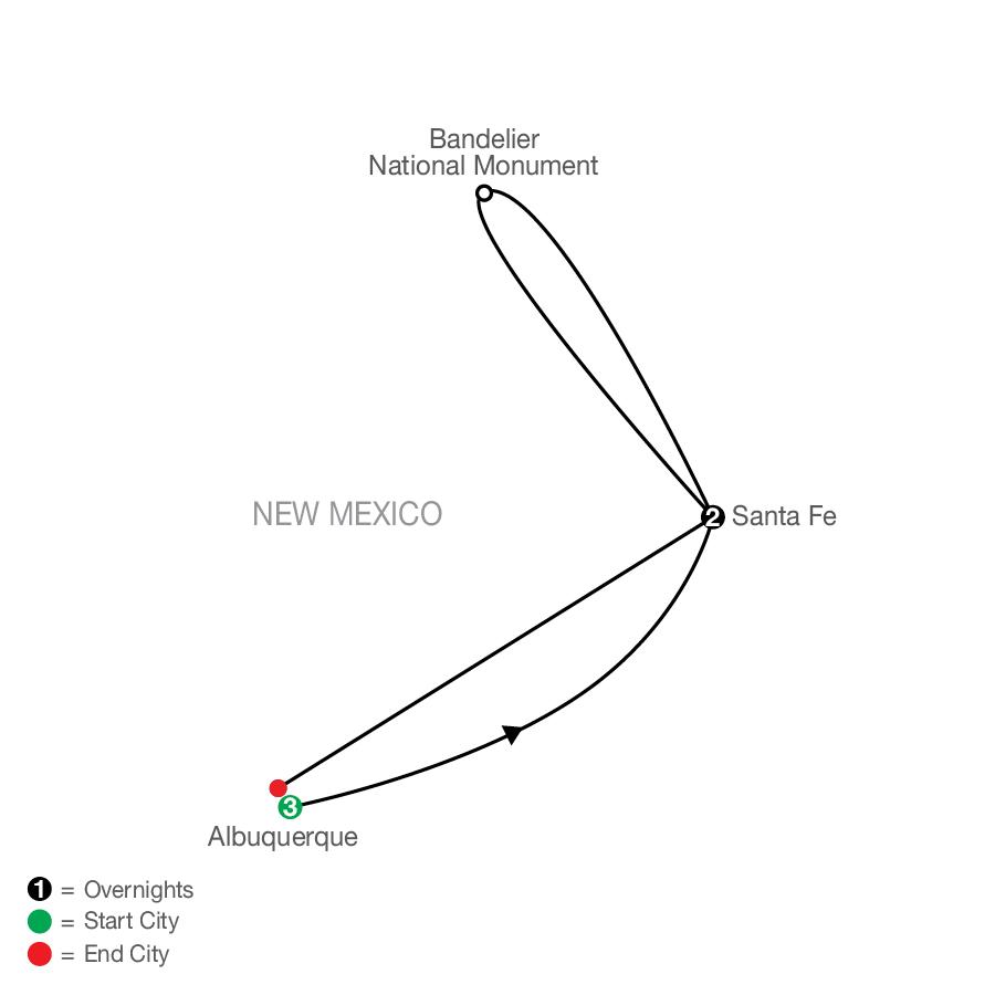AF 2023 Map