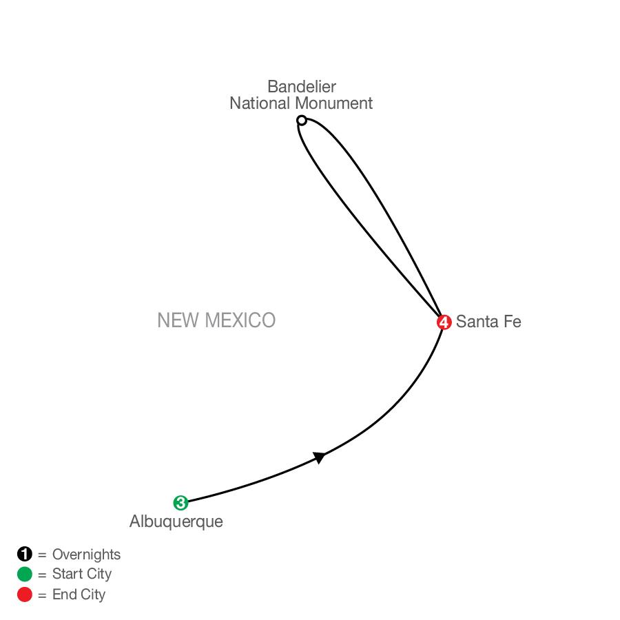 AFE 2023 Map