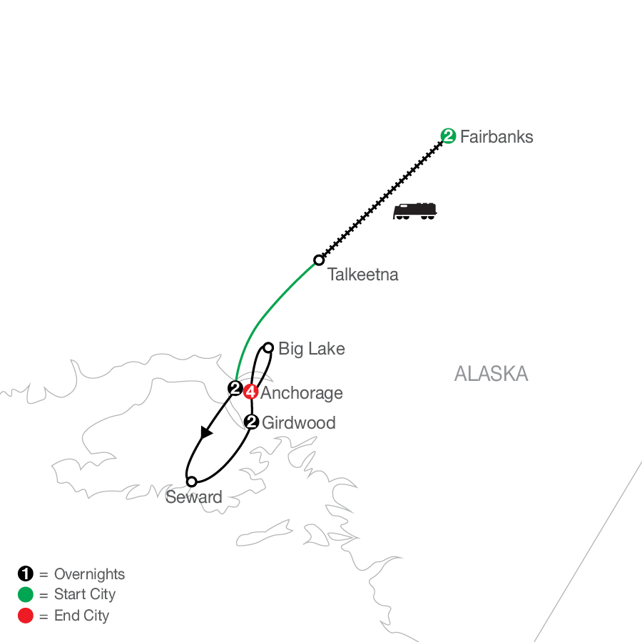 AIQ 2023 Map