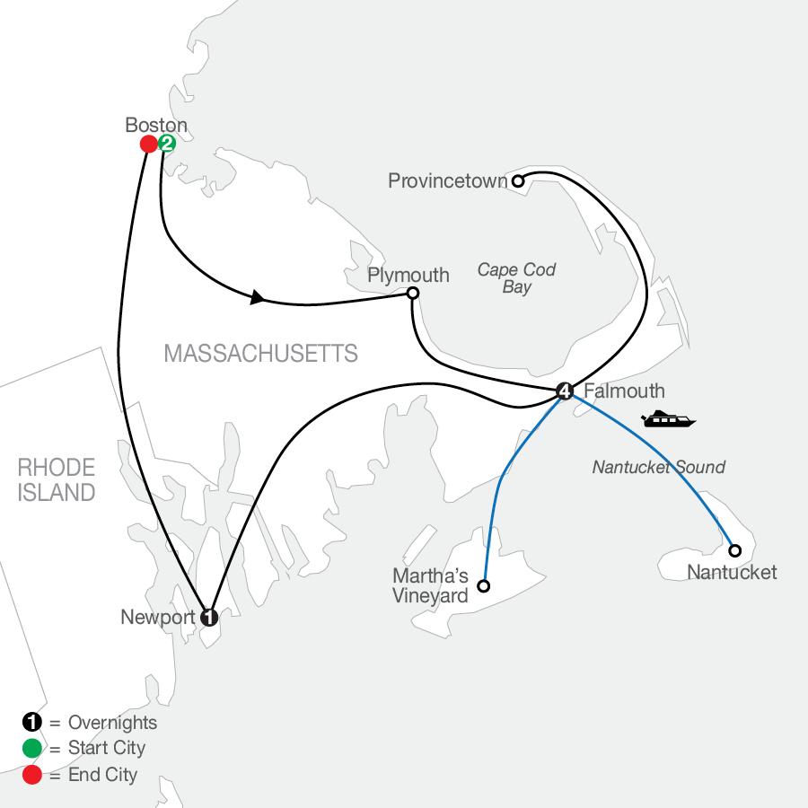 AO 2023 Map