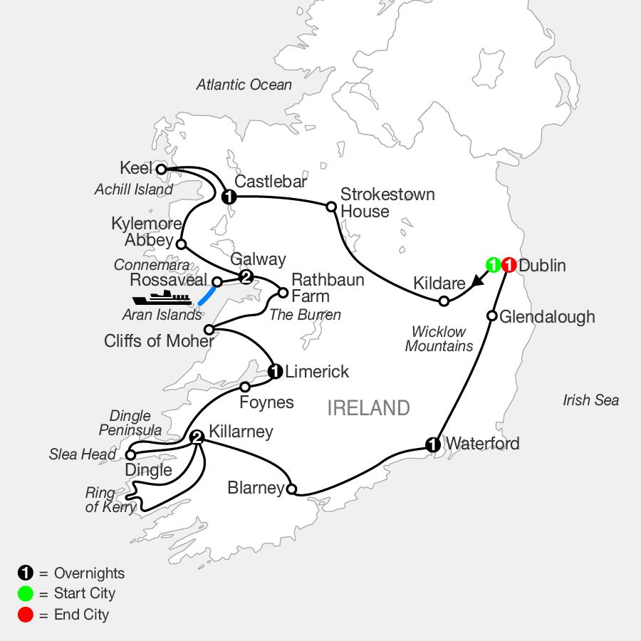GH 2023 Map