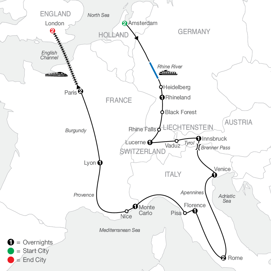 HAT 2023 Map