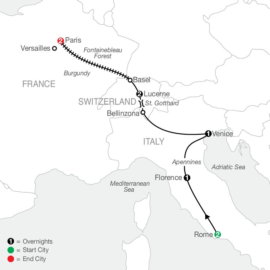 HF 2023 Map