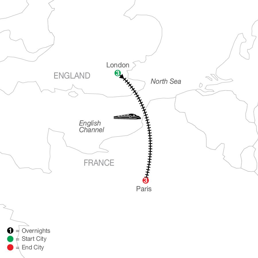 KEAX 2023 Map