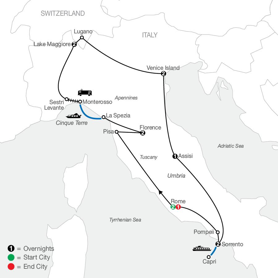 LI 2023 Map