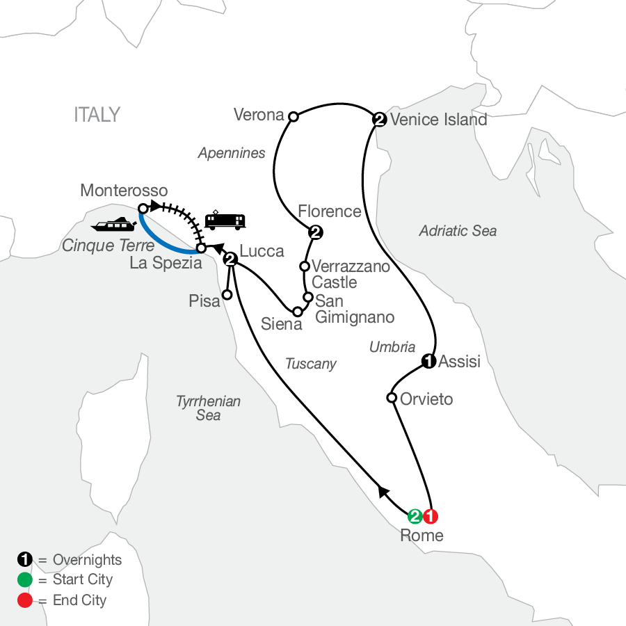 LK 2023 Map