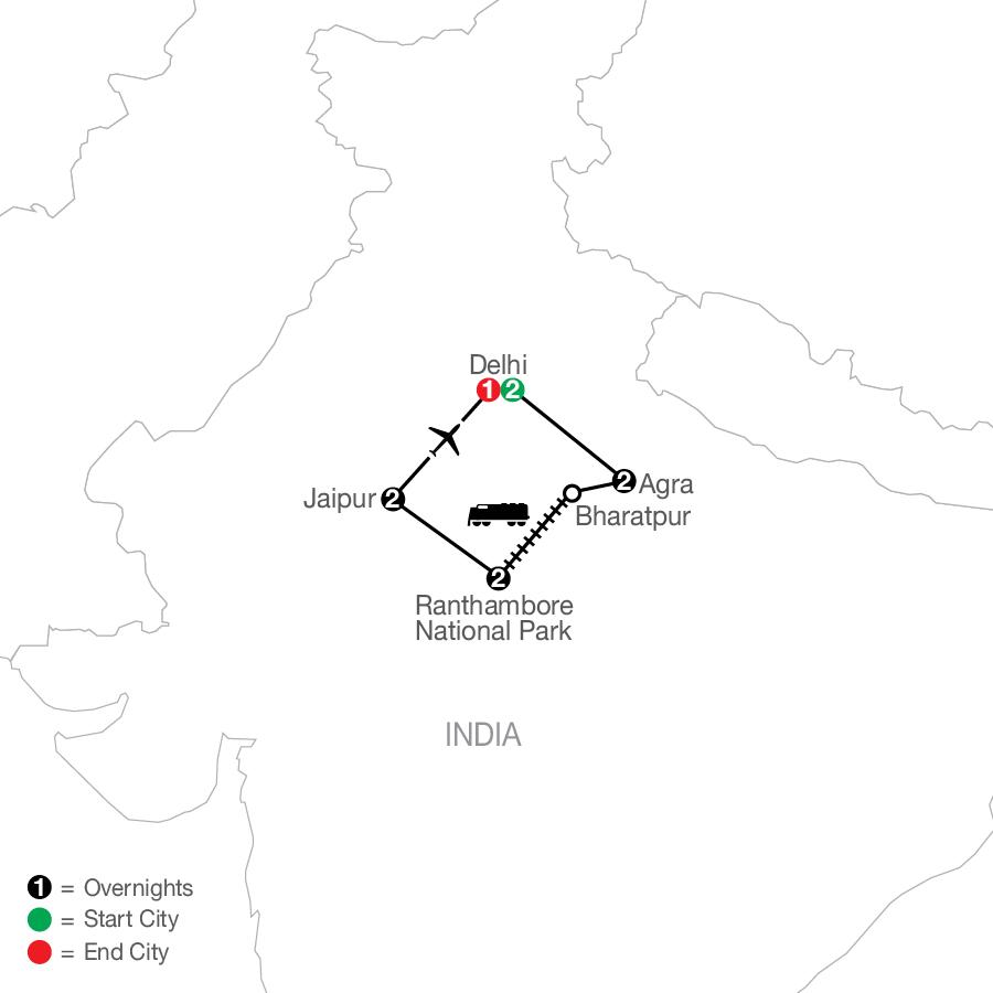 OD 2023 Map