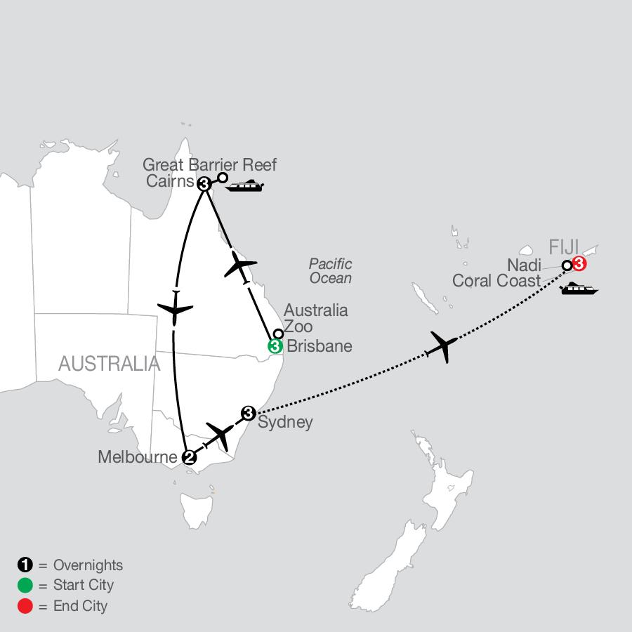 PGE 2023 Map