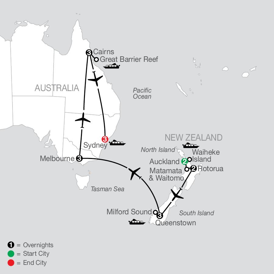 PK 2023 Map