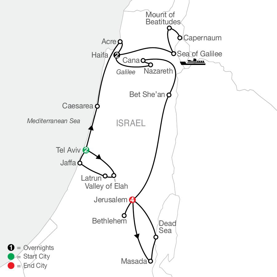 QC 2023 Map