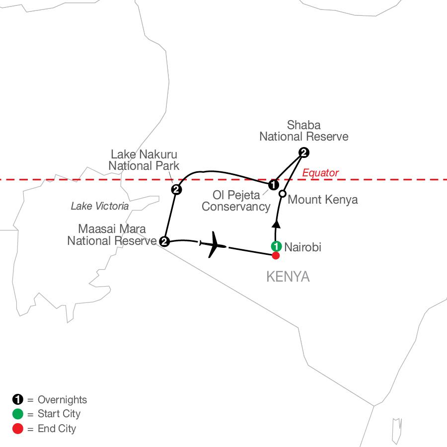 QK 2023 Map