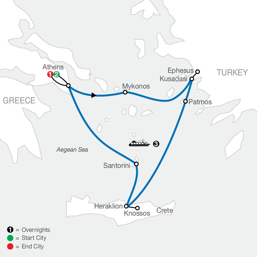 RK 2023 Map