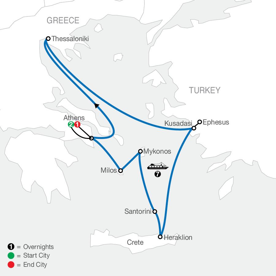 RL 2023 Map