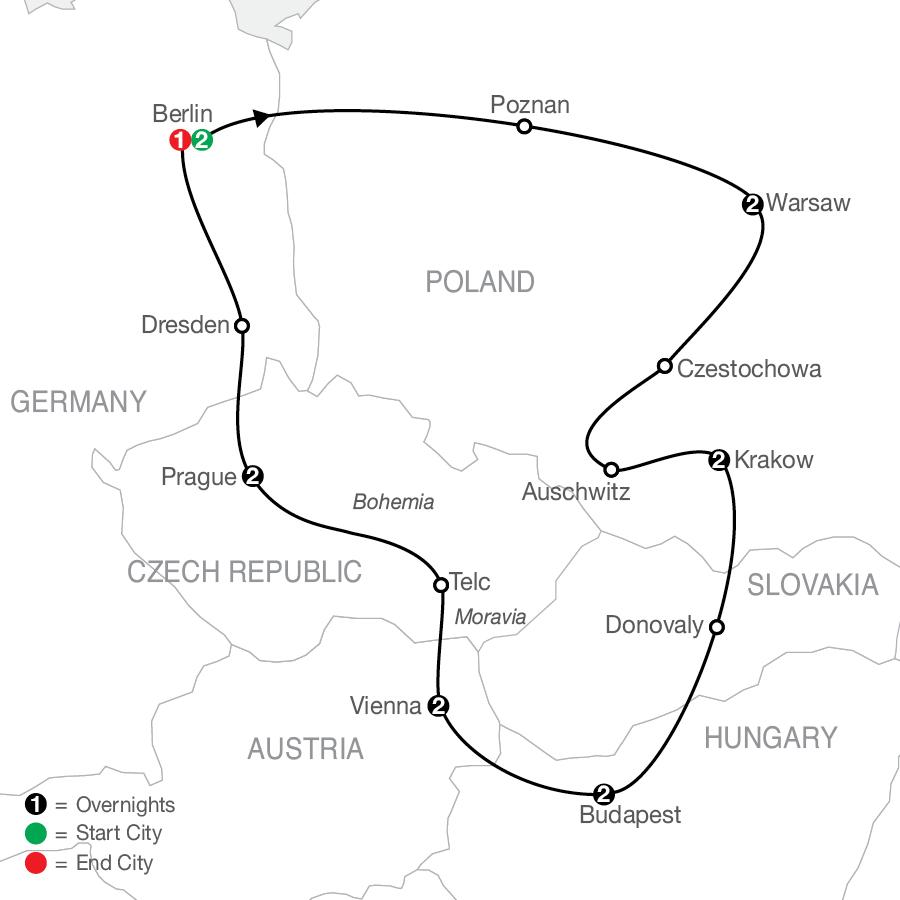 RO 2023 Map