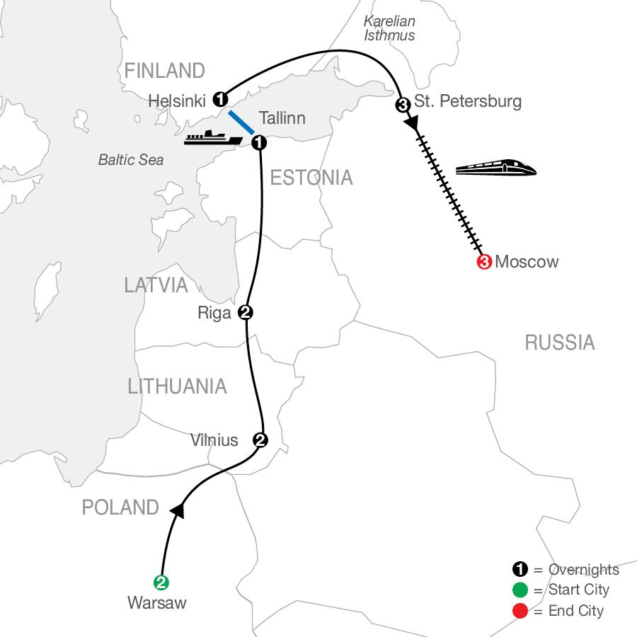 RQM 2023 Map